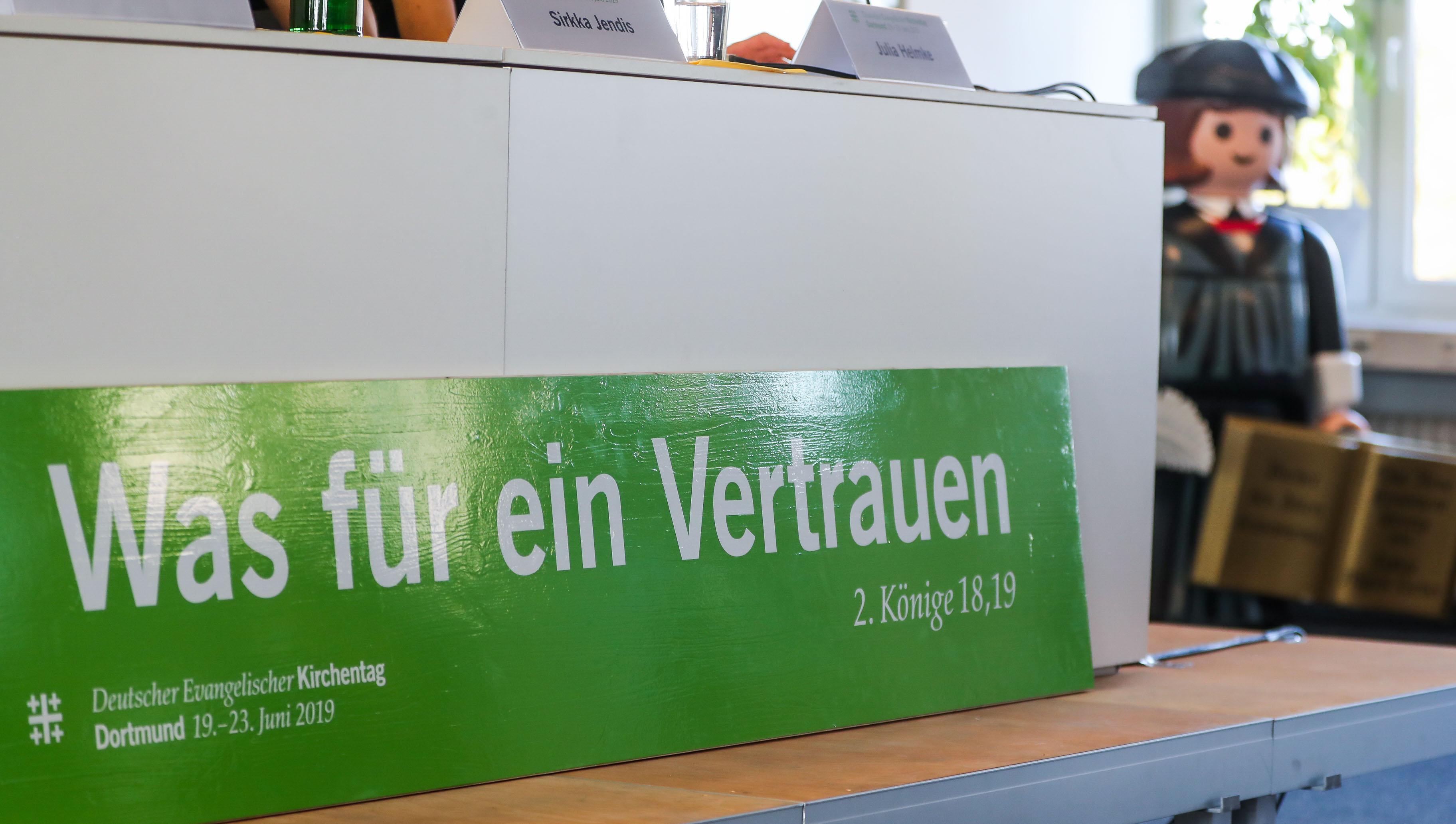 Kirchentag Dortmund Veranstaltungsorte